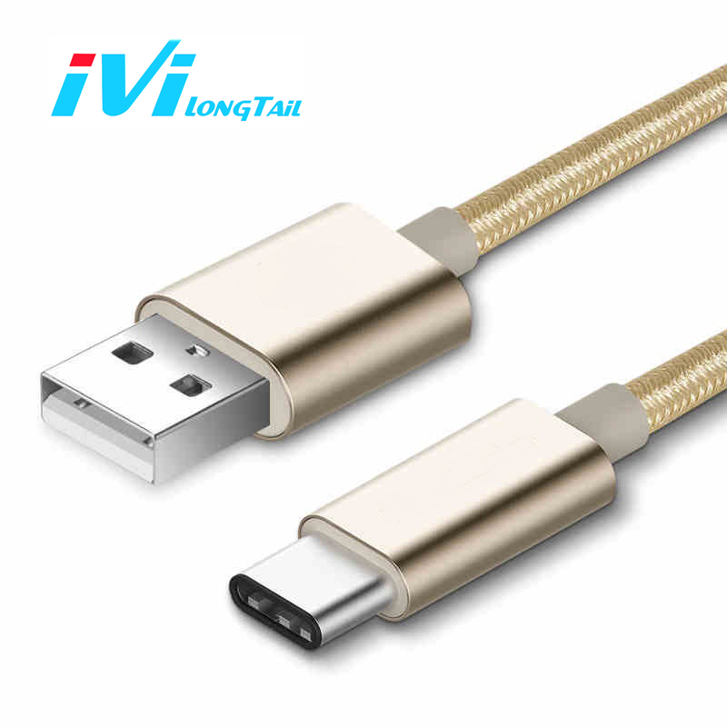 USB Type-C Cable For Xiaomi mi5 mi5s for Huawei Nova P10 for Oneplus 5t Meizu pro 5 6 plus mi4C mi4s Fast Charger Data Cable