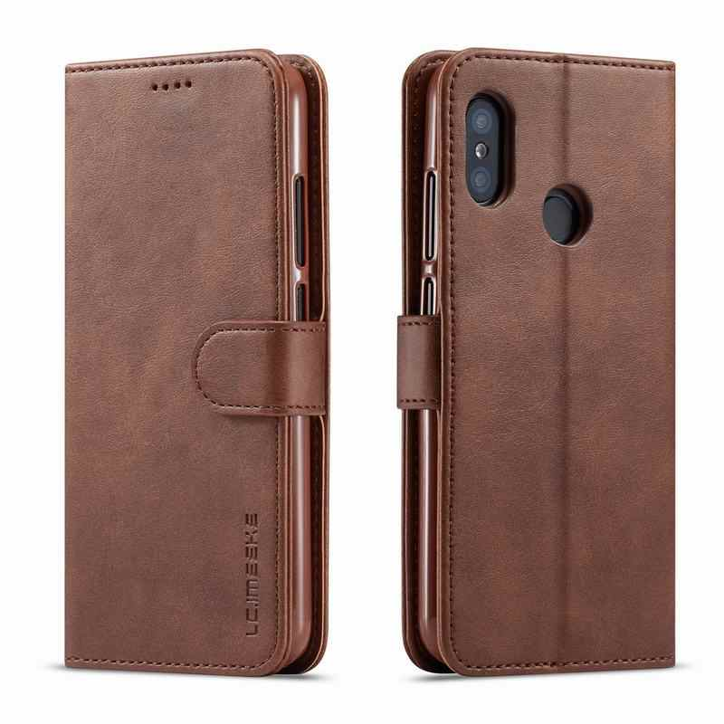 For Redmi Note 7 Case Leather Cover Flip Wallet Magnetic Book Case For Xiaomi Redmi Note 7 Pro Phone Cover Xiaomi Redmi Note 7