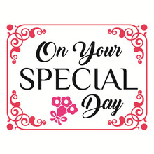 Naifumodo Special Day Letter Dies Lace Metal Cutting New 2019 for Card Making Scrapbooking Embossing Cuts Craft Frame