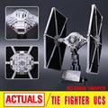 NUEVO 1685 unids Lepin 05036 1685 unids Serie Star Tie Fighter Ladrillos de Construcción Bloques Educativos Juguetes Compatible con 75095