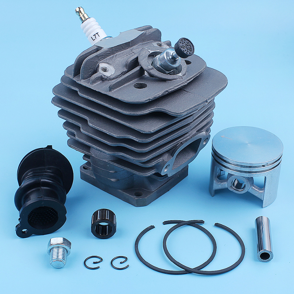 For 034 034AV Stihl Bore 036 1215 020 MS360 Cylinder 48mm MS360C Big Nikasil MS340 Chainsaw Kit Bearing SUPER Piston 1125