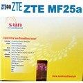 Лот из 10 шт. ZTE MF25A 3G Роутер HSPA + 21 6 м мощный 3G Wifi роутер + sim-карта + ADSL (3 в одном)