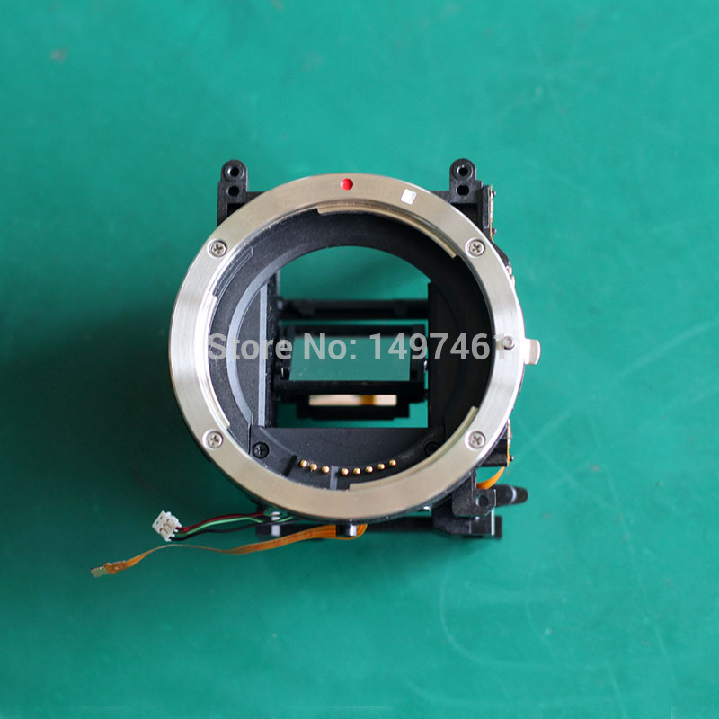 Mirror Box with Reflective Panel without Shutter assembly repair parts For Canon EOS 600D Rebel T3i