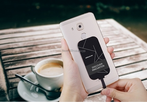 Image 3 - Universal Qi Wireless Charger Receiver Charging Nillkin Magic Tags Micro USB / Type C Adapter For iphone 5 5S SE 6 6S 7 Plus