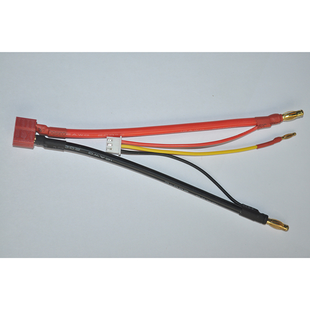 4mm Bullet Banana to Female T Plug LiPo Battery Lead Wire & JST XH ...