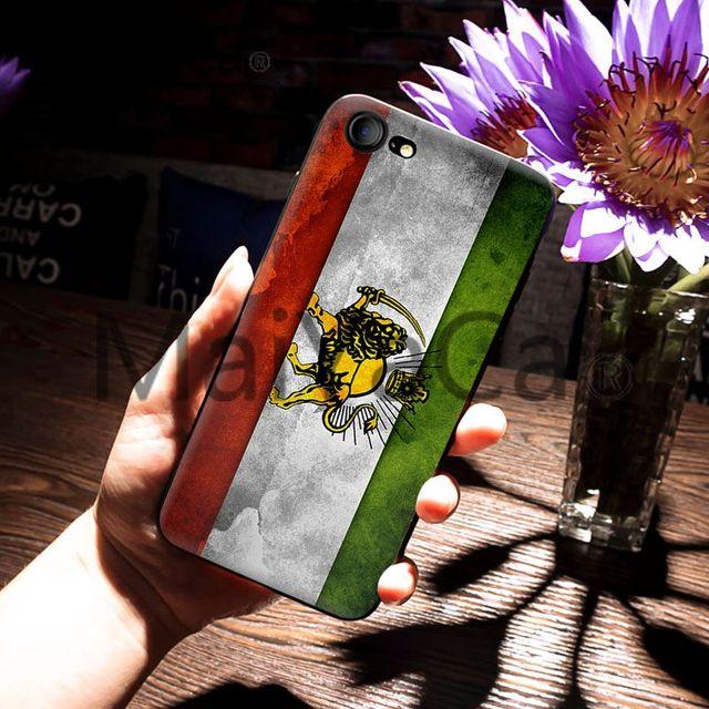 MaiYaCa Drapeau du ROYAUME-UNI Venezuela Léthiopie Bosnie Luruguay Iran Syrie Écosse Téléphone étui pour iphone X 6 7 6s 7plus 8 8plus XS XR SE