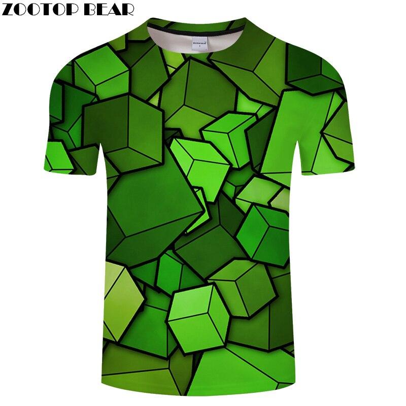 Magic Box 3D t shirt Men tshirts Summer T-Shirt Short Sleeve Tops O-neck Tees Streetwear Printed Harajuku Drop Ship ZOOTOP BEAR