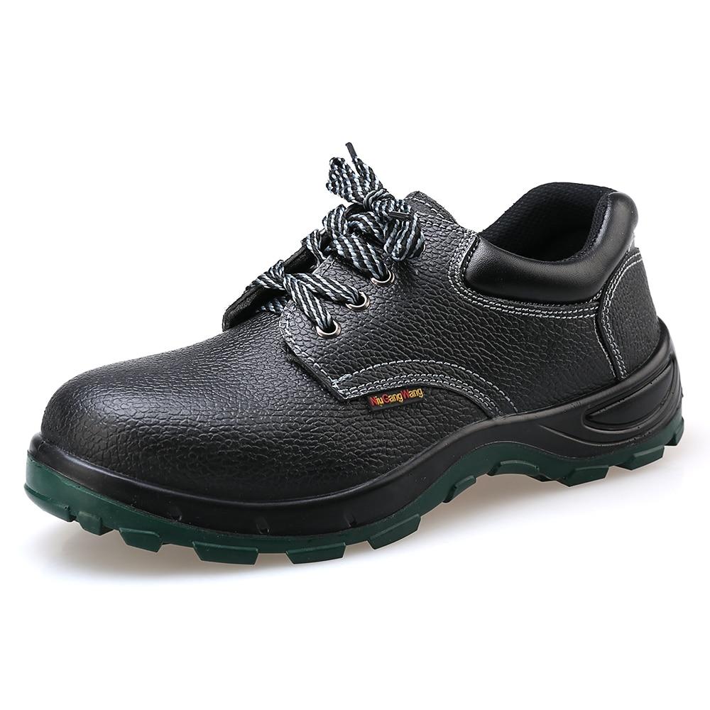 Arbeitsplatz Sicherheit Liefert Ac11009 Sicherheit Schuh Weibliche Sneaker Kappe Kappe Stahl Schuh Sicherheit Arbeit Sicherheit Schuhe Leichte Turnschuhe Mann Sport Schuhe Schutz VerrüCkter Preis