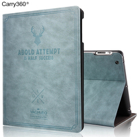 Luxury Retro PU Leather Case For IPad Mini 2 Case Magnetic Wake Sleep Stand Smart
