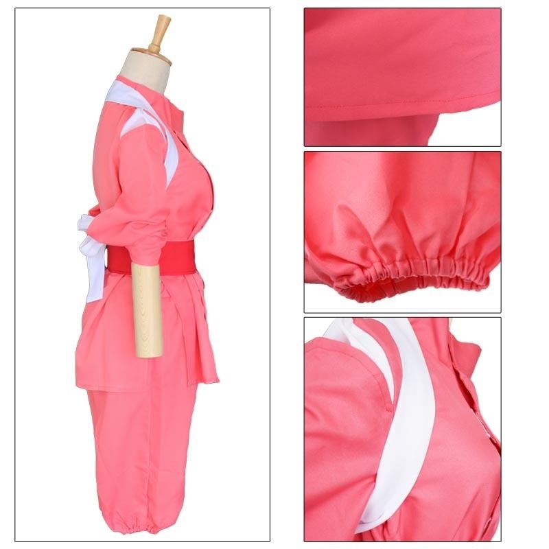For Anime Spirited Away Sen To Chihiro No Kamikakushi Ogino Chihiro Cosplay Costume Sen Cosplay Chihiro Cosplaycosplay Costume Aliexpress