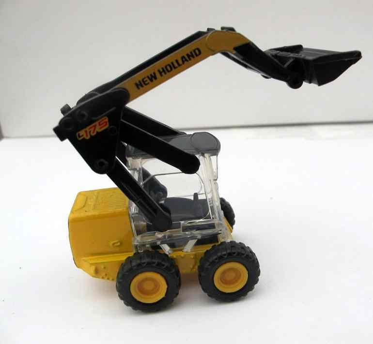 High simulation NOREV Engineering vehicles,1:87 alloy model,Bulldozers,forklifts,excavators metal car model,free shipping