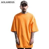 Aolamegs T Shirt Men Kanye West SEASON 3 Men S Tee Shirts Short Sleeve O Neck