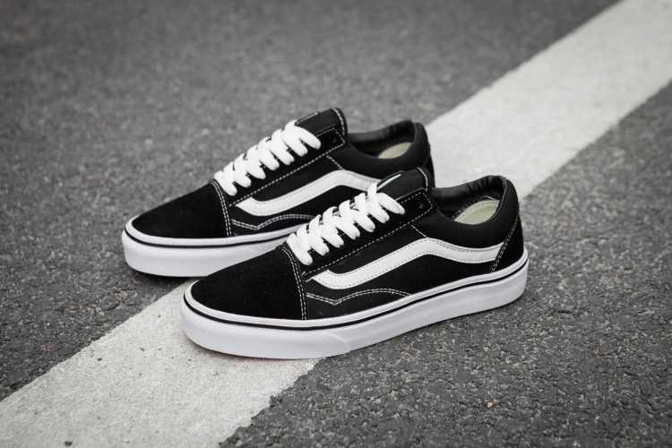 1d94c1c3a8 Detail Feedback Questions about VANS OLD SKOOL Classic Mens Sneakers ...
