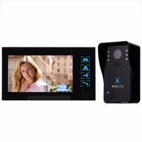 Hot Sale 7 1000TVL Color Video Door Phone Doorbell Intercom IR Night Vision Camera Monitor F4345A1