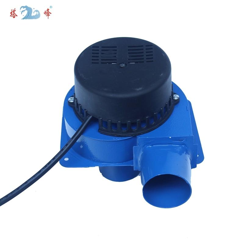 Doprava zdarma Čína 20w výfuk malý odstředivý ventilátor - Elektrické nářadí - Fotografie 5