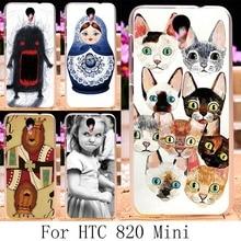 Soft TPU Plastic Case For HTC Desire 620G Case For HTC Desire 820 Mini D820mu 5.0 inch Dual Sim 820mini 620 G Cover Shell Bag