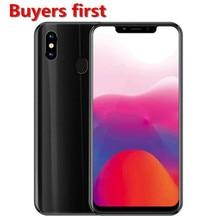 Оригинальный MEIIGOO S9 мобильного телефона 4G B Оперативная память 32 ГБ Встроенная память mtk6750t восемь ядер 6,18 «FHD Android 8,1 5000 мАч 4G LTE 13MP Face ID смартфон