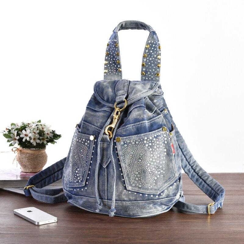 Yeni Moda Qatı Kiçik Rəsul Sırtları DayPacks məktəb - Bel çantaları - Fotoqrafiya 2