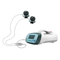 Two Probes CE Physiotherapy Low Level Laser Therapy Body Pain Relief Therapy Treatment Machine
