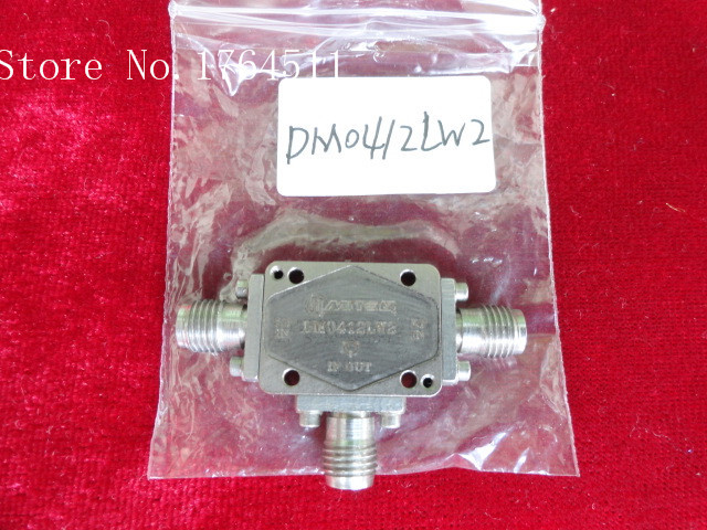 [СЕТЬ] Соединенные Штаты импортировали MITEQ DM0412LW2 4-12 ГГЦ РФ коаксиальный высокочастотный смеситель