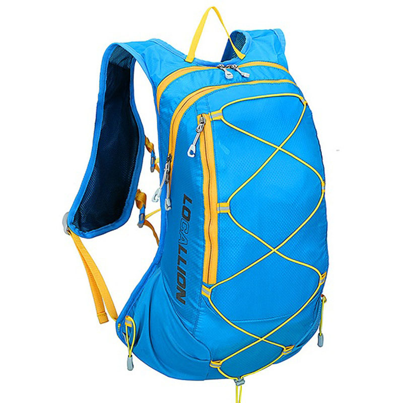 Camping Wear black Waterproof Outdoor Capacity 15l Blue red Sports With green dark Big gray Bag Resistant Blue Backpack gray Mountaineering Green Red Hunting Travelling q6ItwSx