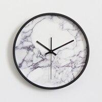 European Luxury Digital Wall Clock Unique Round Silently Watch Mechanism Modern Quartz Kitchen Clock Reloj De Pared Decor 5ZB113