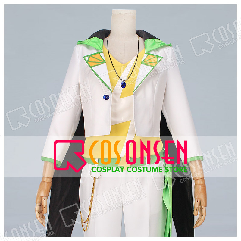 COSPLAYONSEN Ensemble Stars Switch Tsumugi Aoba Cosplay Costume