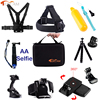 Tekcam Accessories Set Mounts For Gopro Hero 6 Hero 5 Gopro 6 5 Xiaomi Yi 4k
