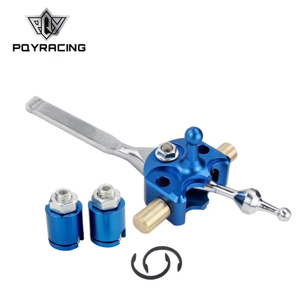 PQY - Short shifter For Porsche 911/996 Turbo AWD Boxster/986/S Fits:More than one vehicle PQY5335