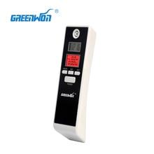 С розничной упаковкой CPAM двойной тестер на алкоголь с lcd-дисплеем с красными фонариками дыхательный детектор алкоголя PFT661S
