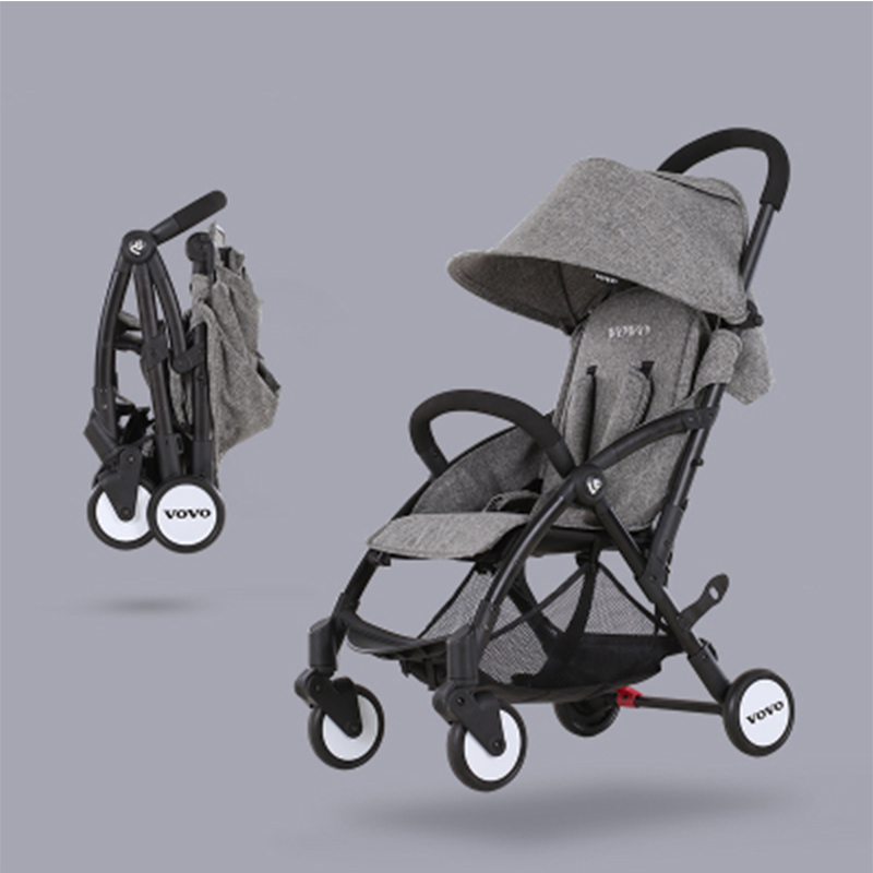 Luxury baby stroller Can take a flat folding portable ultra-lightweight shock absorbers bb trolley china cheap baby baby throne baby stroller ultra light portable shock absorbers bb child summer baby hadnd car umbrella