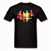 Summer Rocky The Beatles T Shirt Men Women Heavy Metal Cotton Short Sleeve O Neck Tshirt