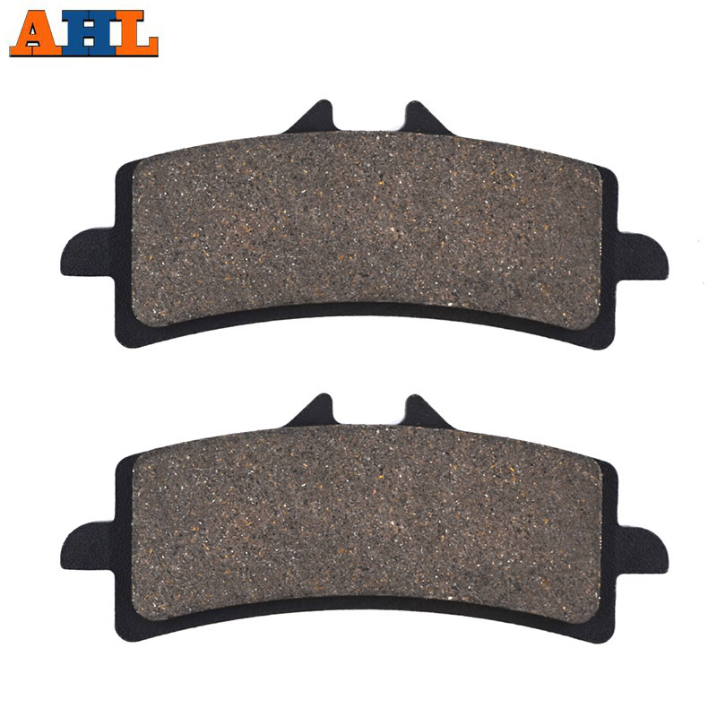 AHL Front Brake Pads FA209 for KTM 990 Adventure R 2009-2011 Sintered copper-based Pads