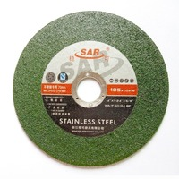 100mm stainless steel sanding cutting wheel metal sheet cutting disc dremel angle grinder rotary tool