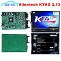 Professional ECU Programming KTAG 2.13 Master Version K-TAG V2.13 HW V6.070 K TAG Programador Unlimited Tokens DHL Fast