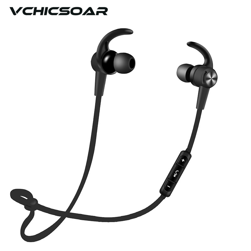 vchicsoar c3 sport wireless bluetooth earphones stereo in ear earbuds headset with microphone. Black Bedroom Furniture Sets. Home Design Ideas