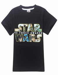 New-Arrival-Baby-Boy-s-Clothing-Boys-T-Shirt-Cotton-Short-sleeve-letters-STAR-WARS-for