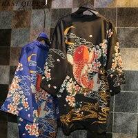 Кимоно Кардиган Летний стиль Женские кимоно новый дизайн традиционное японское кимоно 2018 Новое поступление японское кимоно KK163