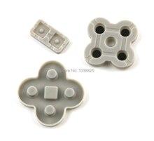 50 セット/ロット高品質導電性ゴムパッドの交換 Ds Lite NDSL ゲームコンソール