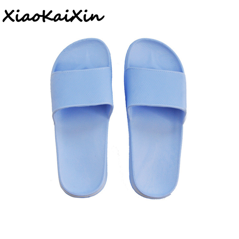 Couples Home Shoes For Men&Women Bathroom Bath Basin Bottom Flip Flops Waterproof Non-slip Quick-drying Plastic Beach Slippers цена 2017