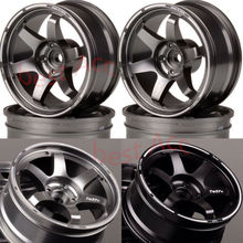 Traxxas HPI HSP 4P Aluminum 9MM Offset Wheel Rim 1072 For RC 1/10 On Road Drift