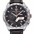 Marca de Fábrica superior de Los Hombres Relojes Deportivos A Prueba de agua 30 M de Moda de Acero Inoxidable Reloj de Cuarzo Relogio masculino Pagani Diseño 2641