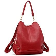 Damska torba podróżna na ramię skóra wielofunkcyjna College Preppy plecak kobieta szkoła torby dla nastolatków dziewczyny codzienny plecak