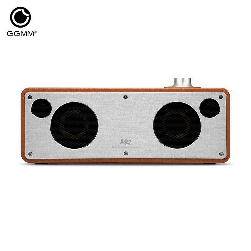 GGMM WS - 301 M3 Dual Wireless Connection WiFi Bluetooth Speaker Home Hi-Fi Music Player