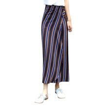 4402c4578 Promoción de Girls Stripe Long Skirts - Compra Girls Stripe Long ...