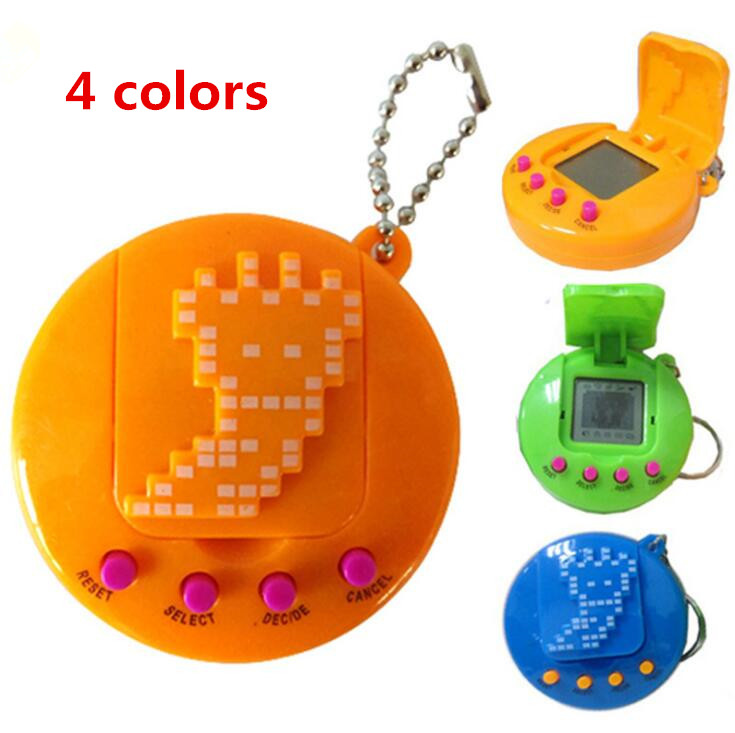 NEW 49 Pets 90S For Tamagotchi Nostalgic Virtual Pet Cyber Pet Digital Pet  ForTamagochi