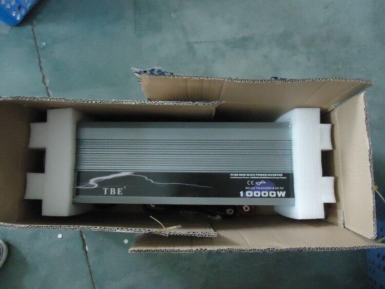 10000W Onda Sinusoidale Pura Solar Power Inverter Dc 12 V 24 V 48 V a 220 V Ac 110 V Converter Adapter con Il Caricatore Usb Potenza di Picco 20000W - 6