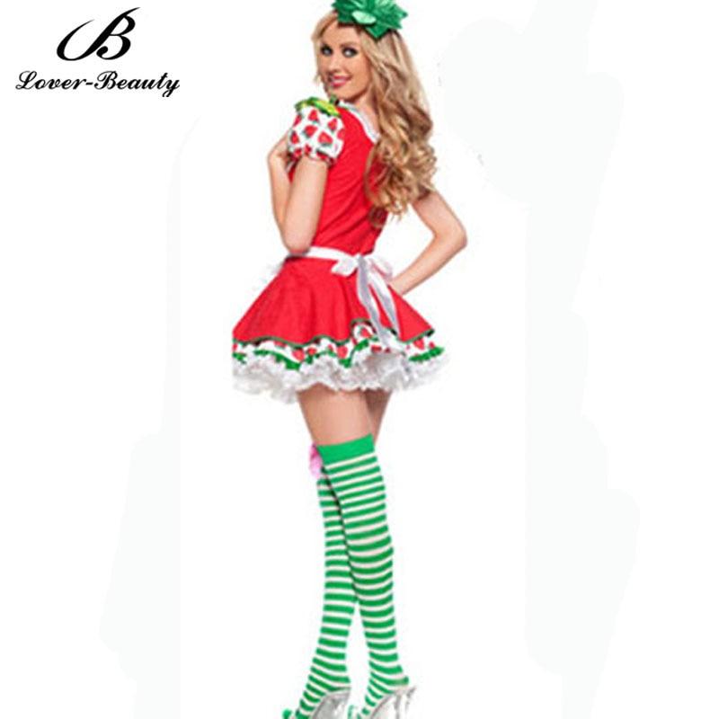 [Halloween Costume] 2015 Wholesale Free Shipping Lovely Sexy Strawberry Shortcake Prom Costume Cheap Underwear Women Dress D291 on Aliexpress.com   Alibaba ...  sc 1 st  AliExpress.com & Halloween Costume] 2015 Wholesale Free Shipping Lovely Sexy ...