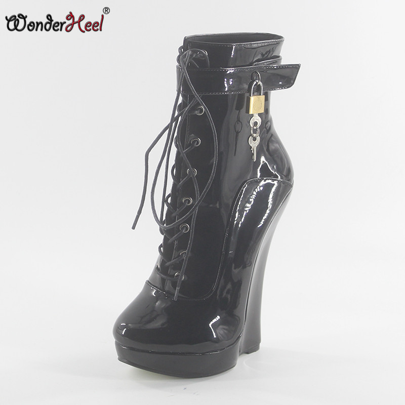 dd850dea62 ᓂ Low price for 18 cm heels boots and get free shipping - mi4f31n3