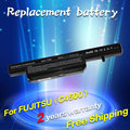 JIGU Free shipping New 6 Cells Laptop Battery For CLEVO C4500 Series, Replace: C4500BAT-6 C4500BAT6 battery 4400MAH